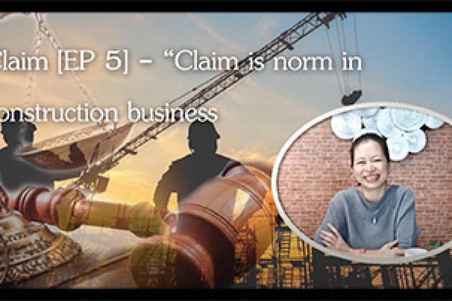 Ep.5 Claim is a norm in any construction