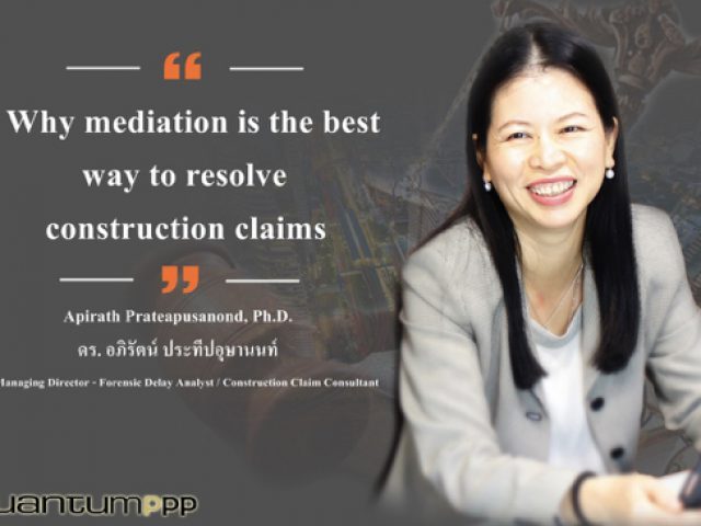 Why mediation is the best way to resolve construction claims