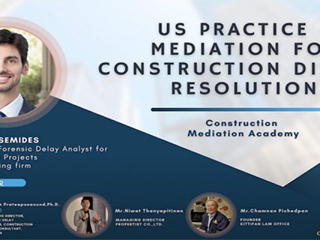 US Practice – Mediation for Construction Dispute Resolution [ Part 1 ]